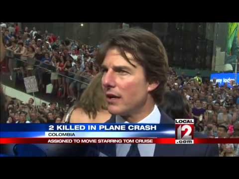 Hollywood pilot on Tom Cruise film killed in Colombia ...
