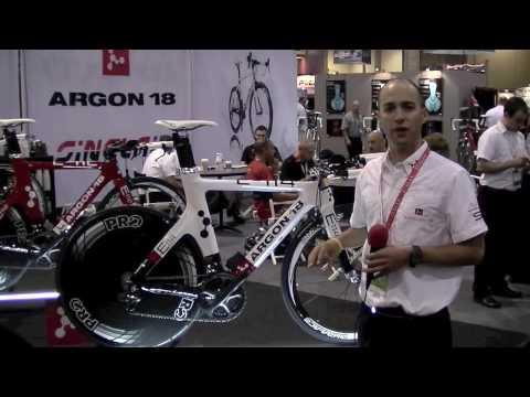 Interbike 2009, Argon 18's new E-114
