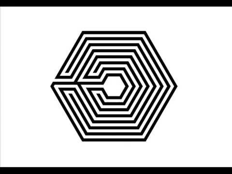 exo overdoses logo drawing step by step youtube