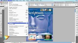 Adobe InDesign CS5 : L'exportation en .PDF