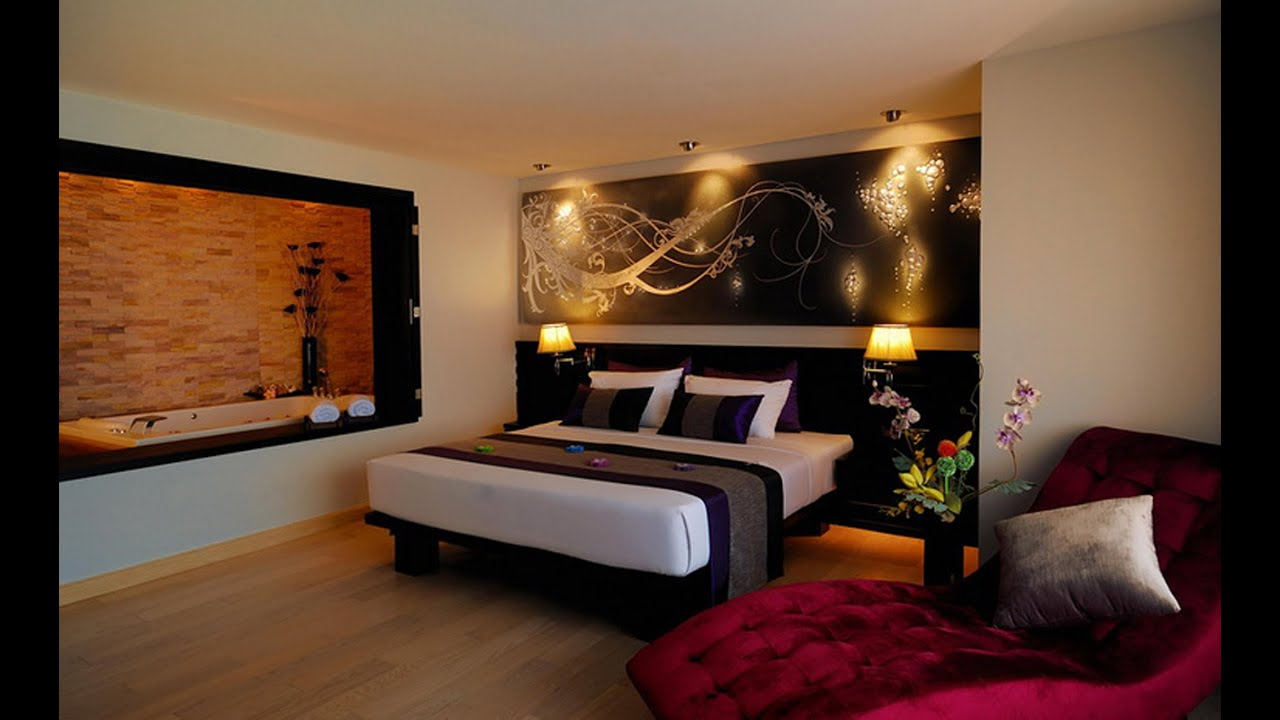 interior design idea the best bedroom design youtube - Designed Bedroom