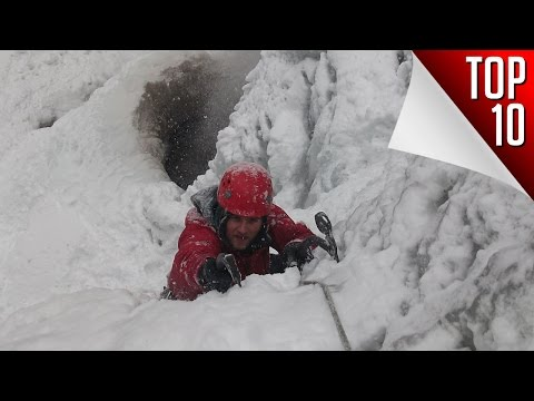 Mountaineering Movies - Top 10 Favourites