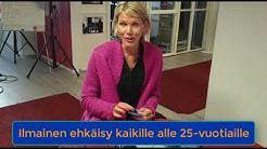 29.3 klo14.00 Tiiriön Prismalla jaossa vaalikondomeja!
