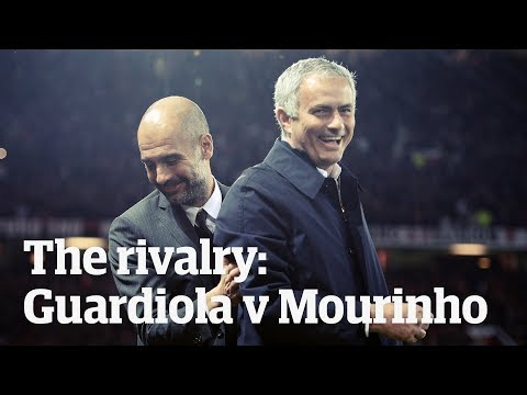 Manchester: will the Guardiola-Mourinho rivalry finally kick off?