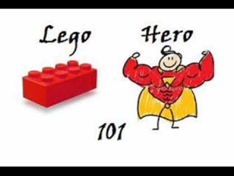 New Lego Hero Picture-With Song