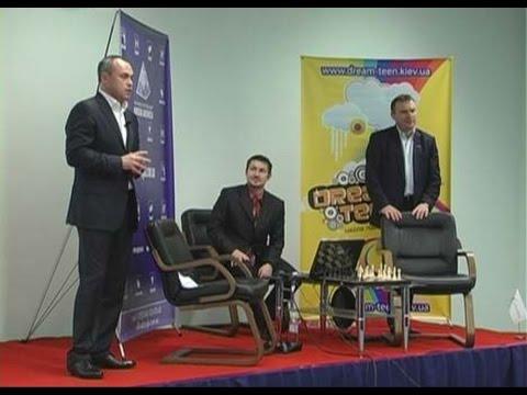 Бизнес-поединок - Евгений Черняк Vs Игорь Мазепа, 25.11.2010, часть 1