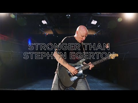 Ernie Ball Paradigm: Stronger Than Stephen Egerton (Descendents)