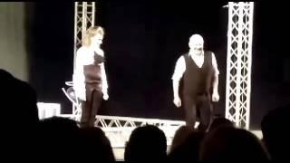Нереальное шоу Киев марьянов толкалина 2