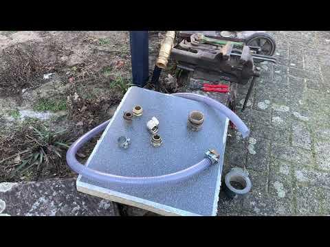 brunnenbau-pumpe-anschließen-und-ansaugen