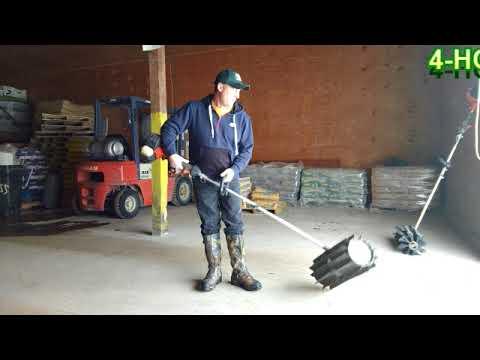 Buckingham Hardware Power Broom Rental