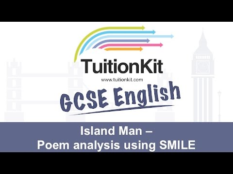 Island Man - Poem analysis using SMILE