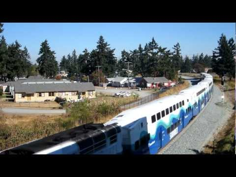 Sounder Lakewood Extension Grand Opening - October 6th, 2012