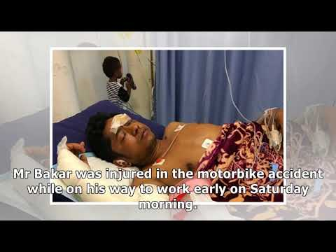 Concern for life of rohingya refugee injured in nauru motorbike crash