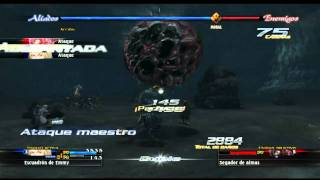 The Last Remnant - Sidequest Boss: Seeker of the Ancient Path (1/2)