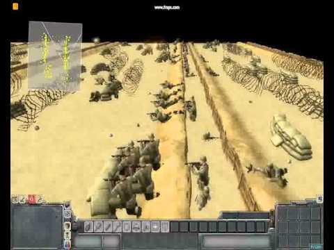 Men of War - Game editor gameplay |