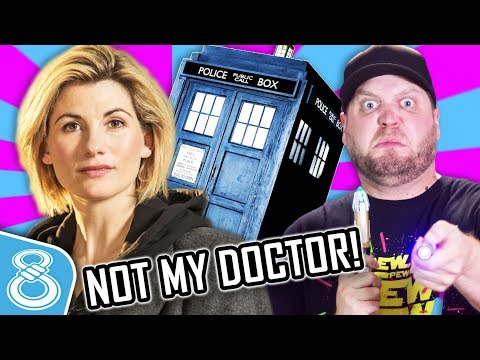 Everybody Hates THE THIRTEENTH DOCTOR - DOCTOR WHO!