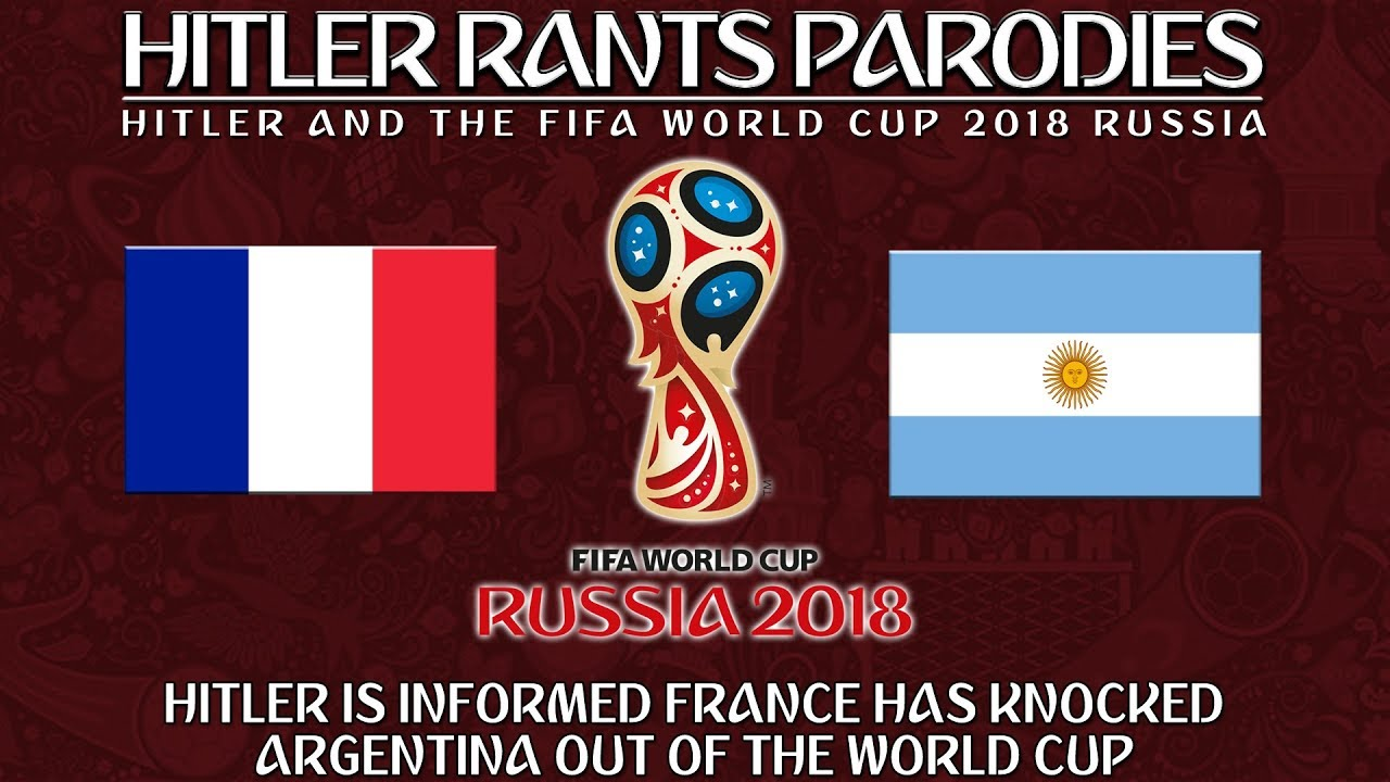 Hitler is informed France has knocked Argentina out of the World Cup