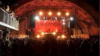 RAVENWOODS (Turkey) Live - METAL HEADS
