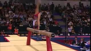 Romanian Gymnastics Montage