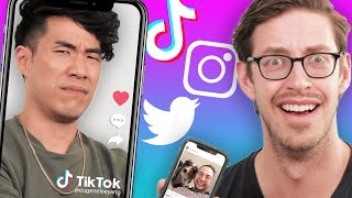 Try Guys Roast Each Other's TikToks (before they're gone)
