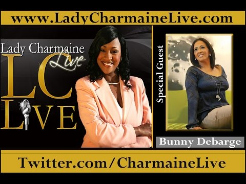 Bunny DeBarge Talks About Her New Song and More on Lady Charmaine Live
