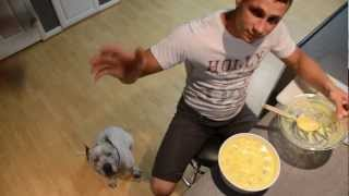 How To Make The Best Banana Pudding By Pit Bull Sharky & His Uncle Olev
