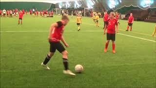FC Ylivieska Keltainen - KuRy 8.7.2018