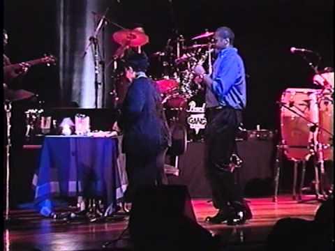 Cesária Évora - Nho Antone Escaderode - Heineken Concerts 2000