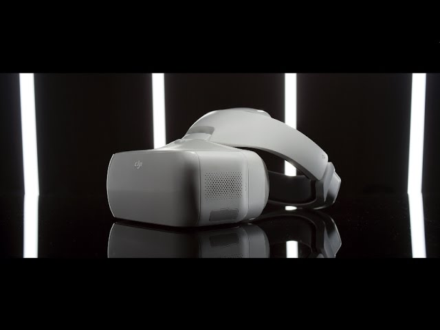 DJI - Introducing the DJI Goggles