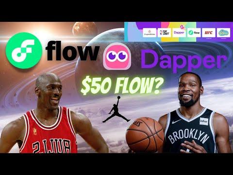 FLOW to $50!? Michael Jordan Invests in Dapper Labs