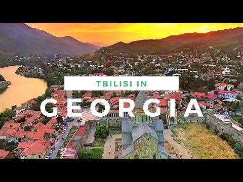 Travel VLOG: Tbilisi in Georgia Attractions & One Day Tour