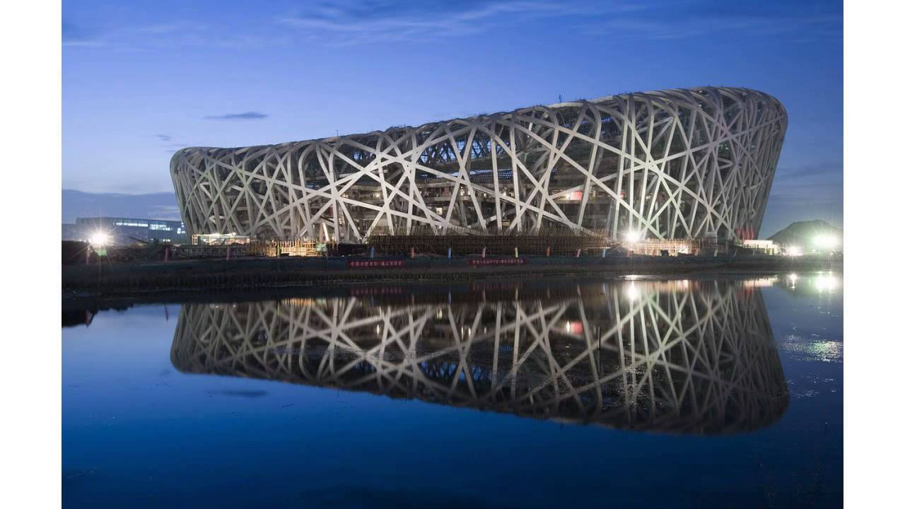 The chinese national stadium in beijing ndash the bird for Nest bird stadium