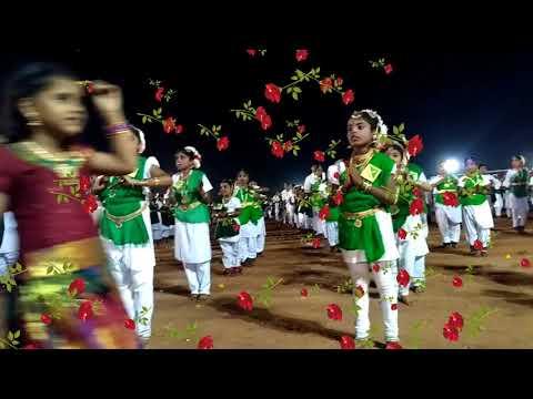 Pasumai india 2017/ Guinness World Record Dance Performance   Bharathanatyam Dancers