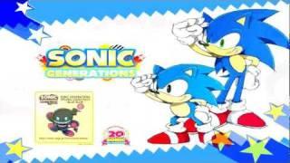 Sonic Generations Music GUN Truck - Mad Convoy Race - GUN Convoy Battle [Blue Blur Soundtrack]
