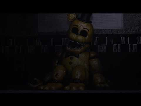 FNAF 2 WITHERED GOLDEN FREDDY VOICE