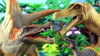 Spinosaurus Song - Dinosaur songs for kids - Schleich Dinosaurs - Spinosaurus family song