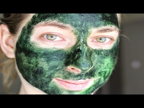 How To Make A Superfood Spirulina Face Mask For Blemish Free Skin  - 1TM1