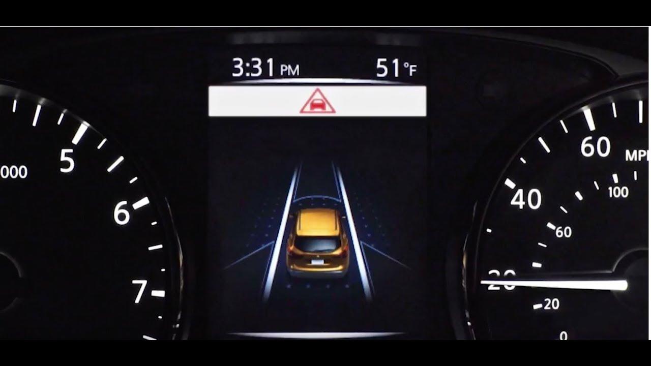 Automatic Emergency Braking Technology Explained | Nissan USA
