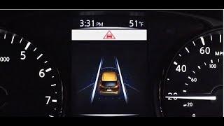 Nissan: Automatic Emergency Braking Explained