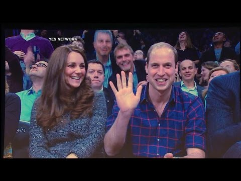 william and kate first started dating