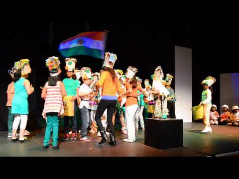 Rose Theatre - 15 June 2012 - Ring Round The World - Niger