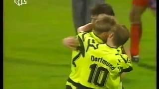 Borussia Dortmund - Bayern München 3:0 ; Saison 91/92