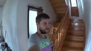 ОБЗОР Лестницы с подступеньками