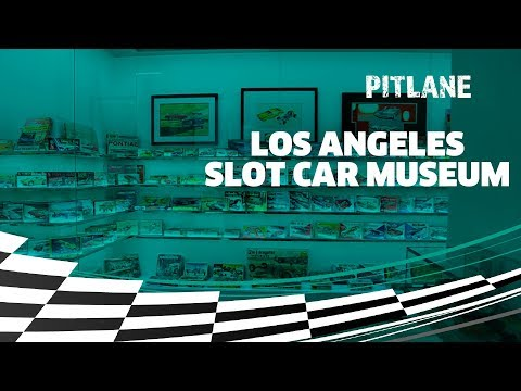 Los Angeles Slot Car Museum