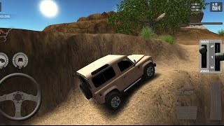 Offroad Drive :Desert - Land Rover Defender 90 Level 6