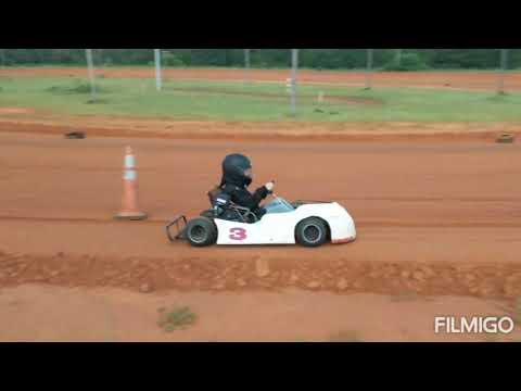 Go-Kart Race at Oak Grove.