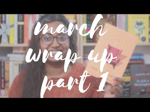 March 2019 Reading Wrap Up » Part 1
