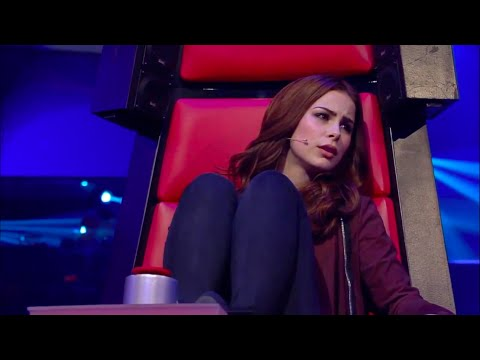 10 Great Auditions But with No Chair @The Voice Kids Germany