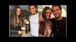 Love Island's Kem Cetinay and Kendall Rae Knight cosy up on second date in her hometown of Blackpool