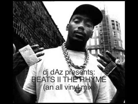 dj dAz presents: Beats II The Rhyme (an all vinyl Hip Hop mix)